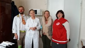 Karola Sakotnik_Kirovograd Childrens´Cancer Ward