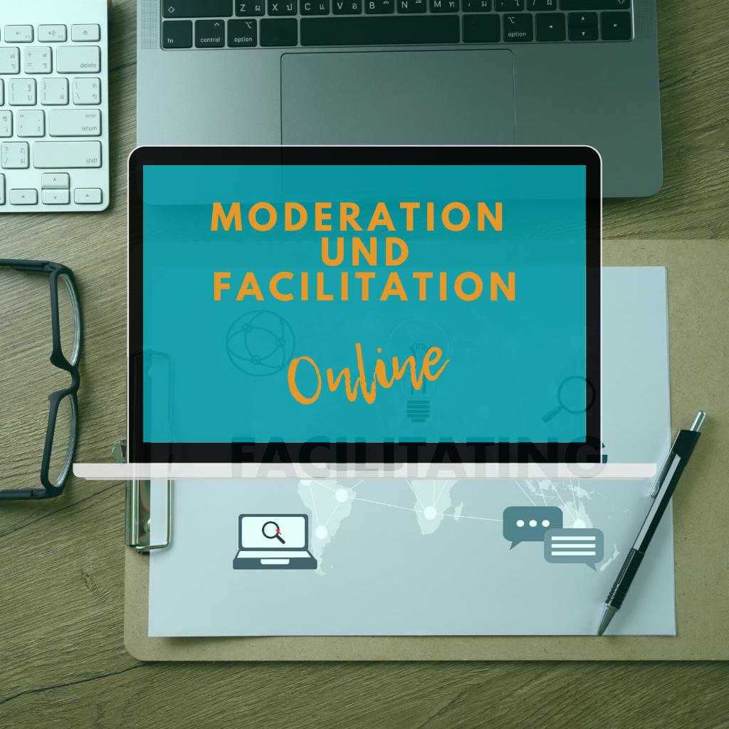 Onlien udn Offline Facilitation und Moderation